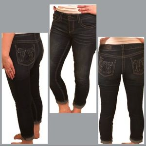 Seven 7 Slim Straight Jeans EST 1964
